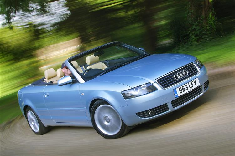 New Audi A4 Cabriolet (2005 - 2009) review