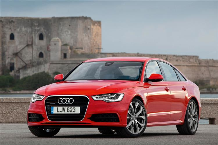 New Audi A6 (2011 - 2015) review