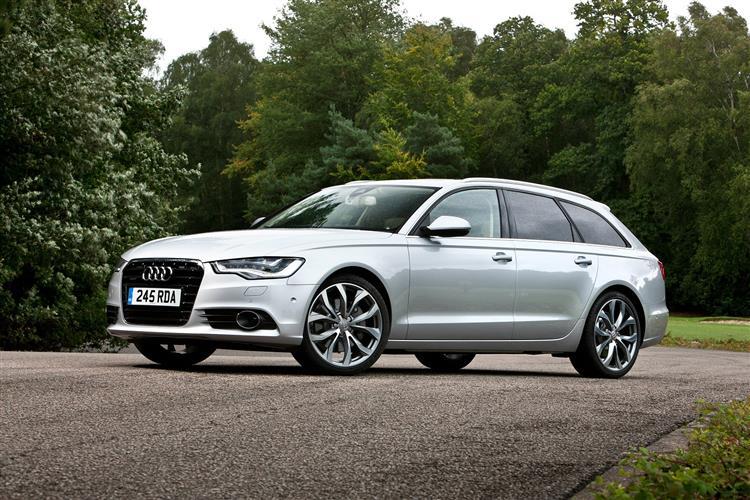 New Audi A6 Avant (2011 - 2015) review