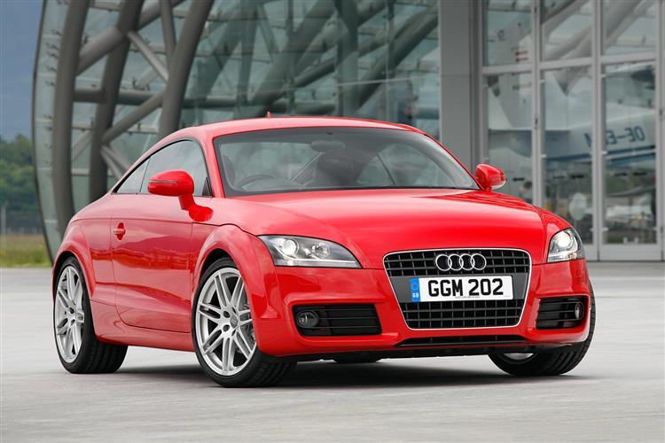 New Audi TT (2006-2014) review