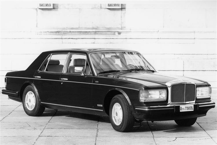 New Bentley Eight, Brooklands, Mulsanne, Turbo R (1984 - 1998) review