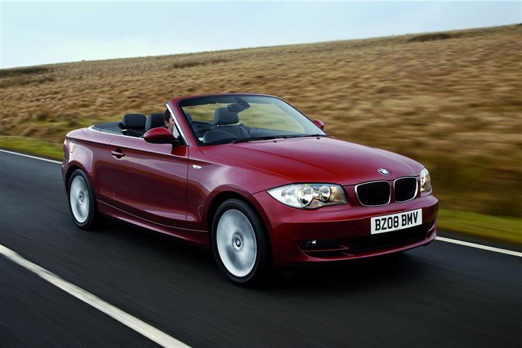 New BMW 1 Series Convertible (2008 - 2013) review