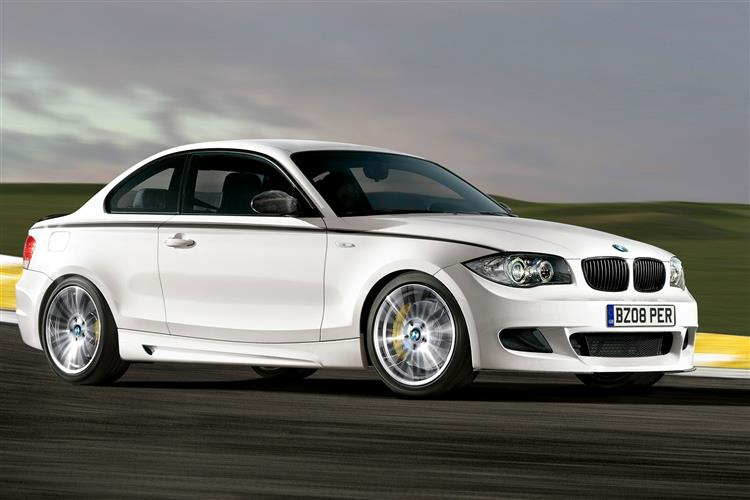 New BMW 1 Series Coupe (2007 - 2011) review