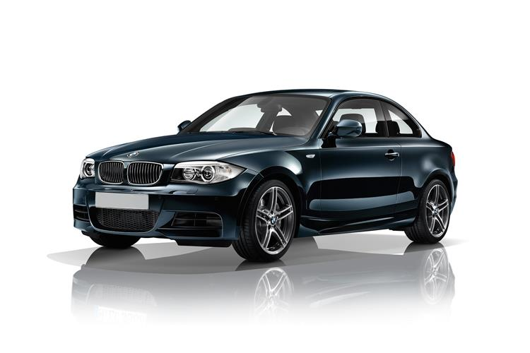 New BMW 1 Series Coupe (2011 - 2014) review