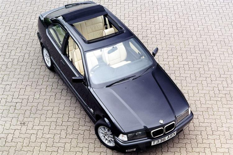 New BMW 3 Series Compact (1994 - 2001) review