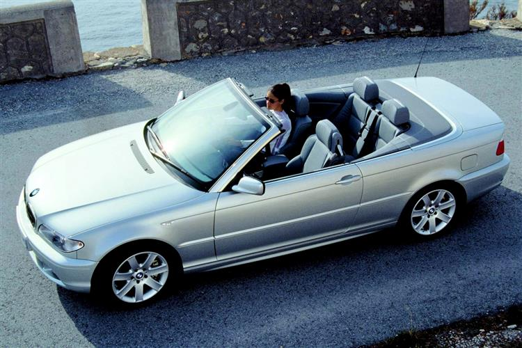 New BMW 3 Series Convertible (2000-2007) review