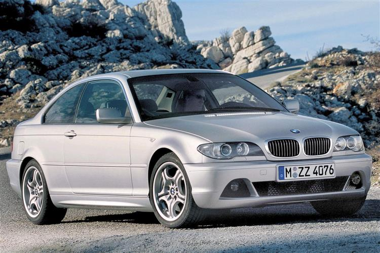 New BMW 3 Series Coupe (1999 - 2006) review