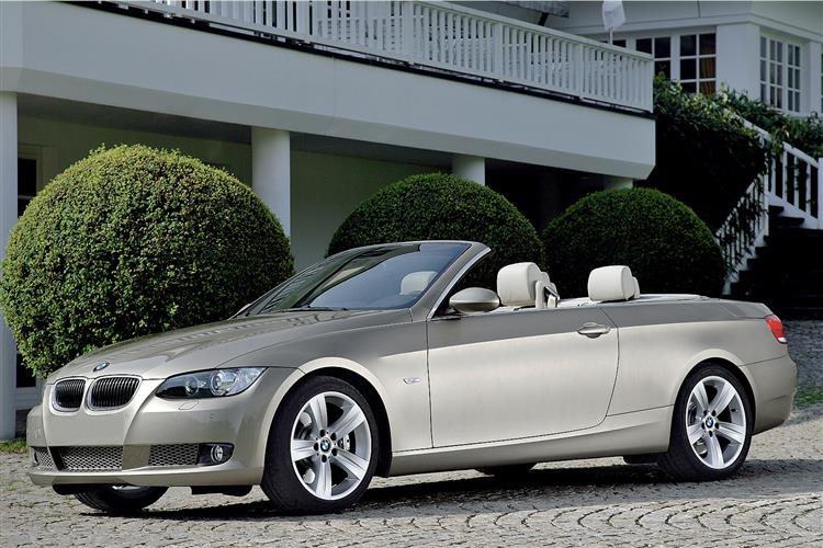 New BMW 3 Series Convertible (2007-2013) review