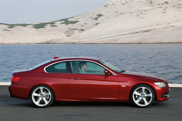New BMW 3 Series Coupe (2010 - 2013) review