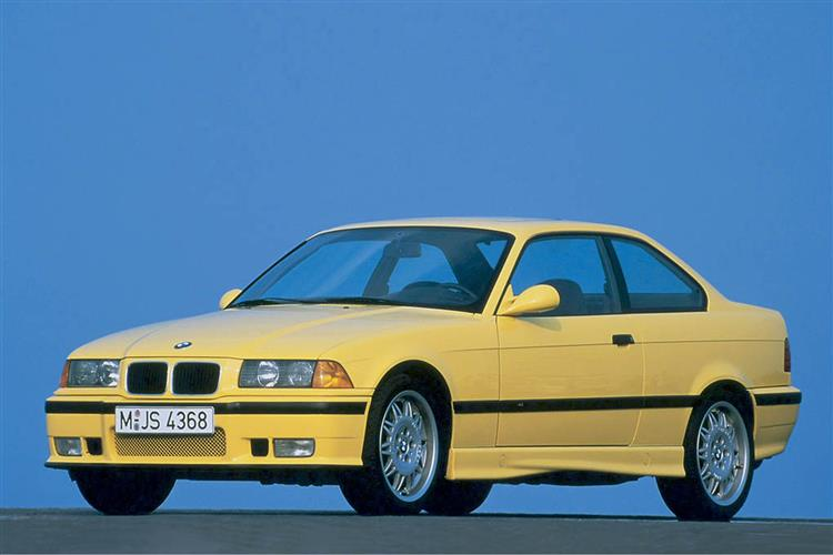 New BMW 3 Series Coupe (1992 - 1998) review