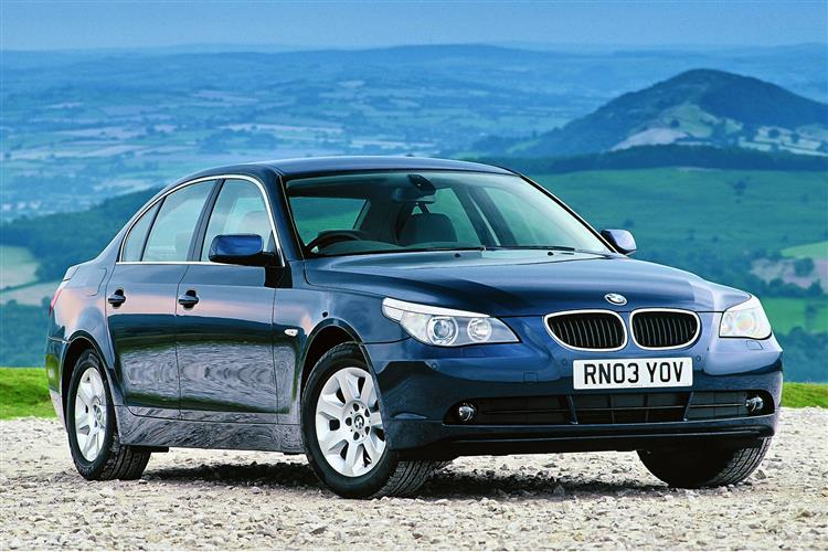 New BMW 5 Series (2003 - 2010) review