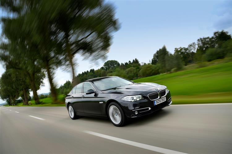 New BMW 5 Series (2013 - 2016) review