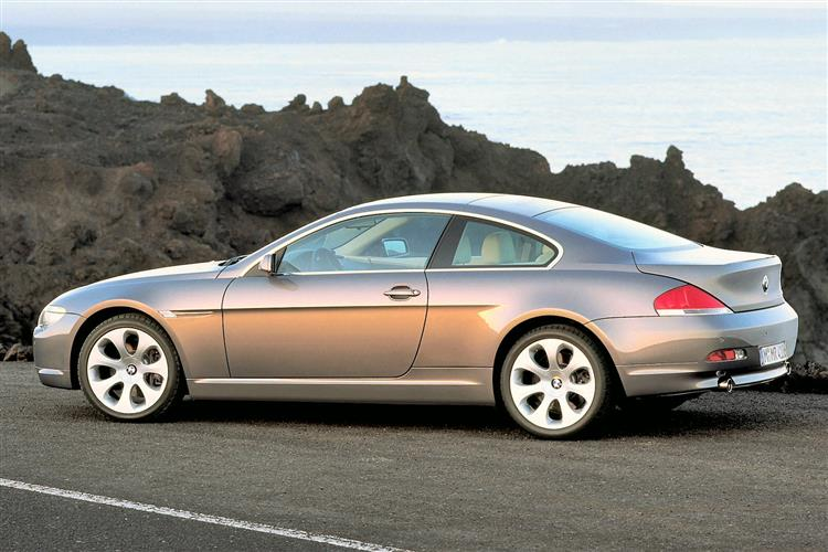 New BMW 6 Series Coupe (2003 - 2010) review
