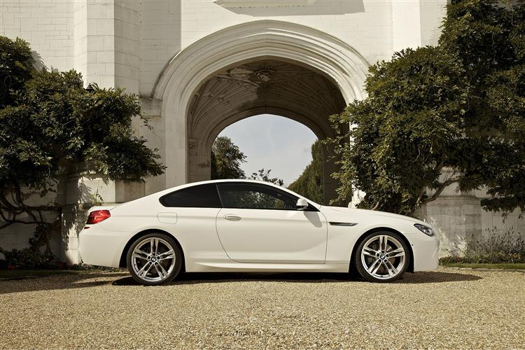 New BMW 6 Series Coupe (2011-2018) review