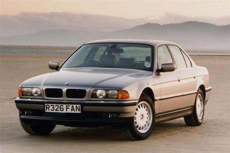 New BMW 7 Series (1994 - 2002) review