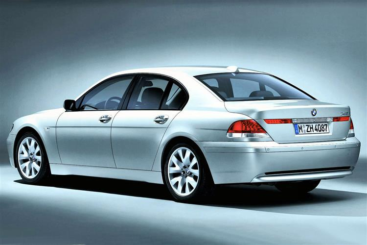 New BMW 7 Series (2002 - 2009) review