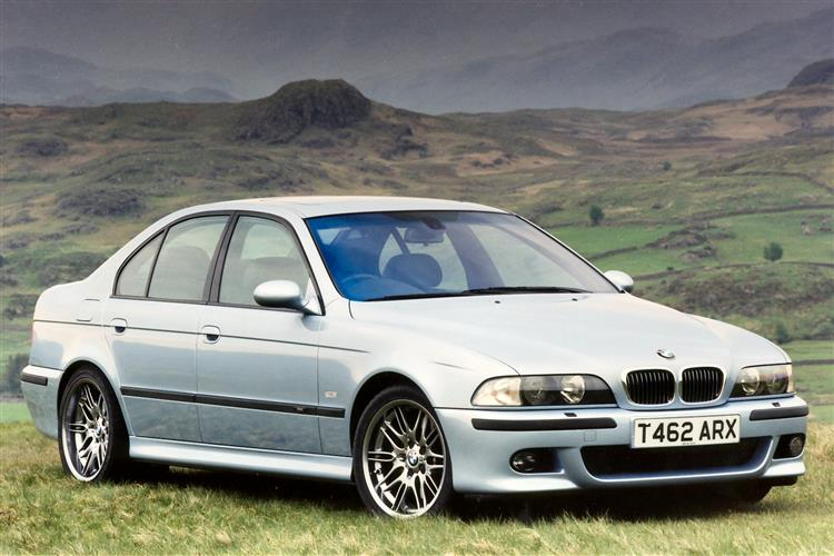 New BMW M5 (1999 - 2003) review