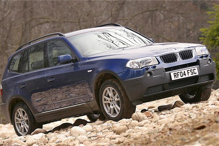 New BMW X3 (2004 - 2010) review