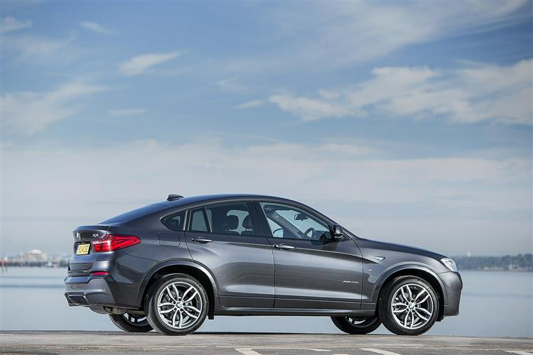 New BMW X4 (2014 - 2018) review