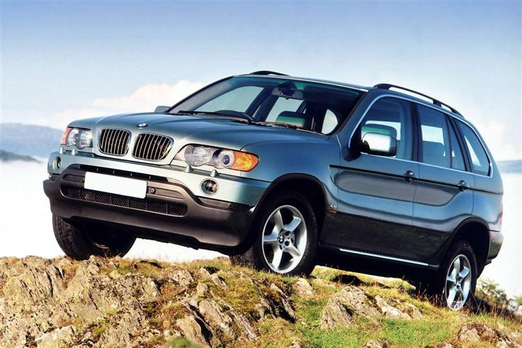 New BMW X5 (2000 - 2007) review