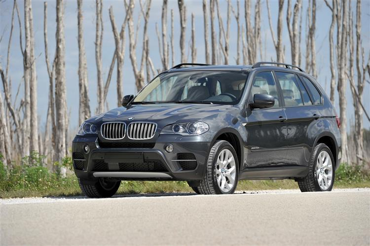 New BMW X5 (2010 - 2013) review