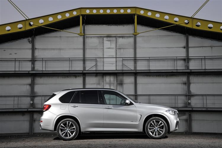 New BMW X5 (2013 - 2018) review