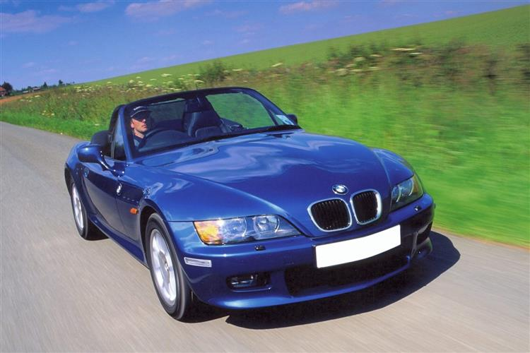 New BMW Z3 (1997 - 2003) review
