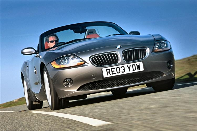 New BMW Z4 (2003 -  2009) review