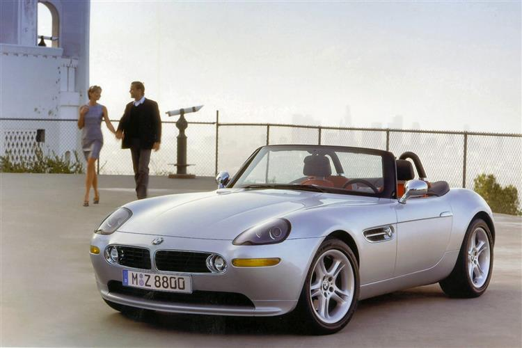 New BMW Z8 (2000 - 2003) review