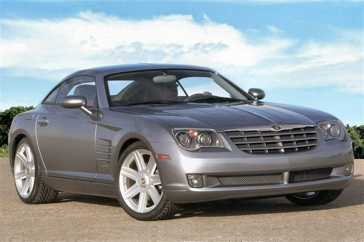 New Chrysler Crossfire (2003 - 2009) review
