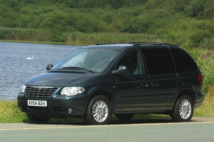 New Chrysler Voyager (2001 - 2009) review