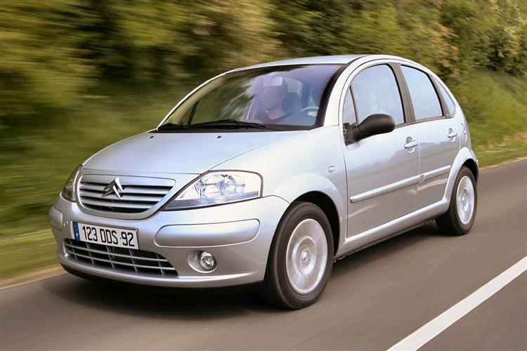 New Citroen C3 (2002 - 2009) review