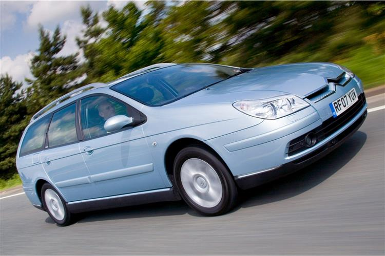 New Citroen C5 Estate (2001 - 2008) review
