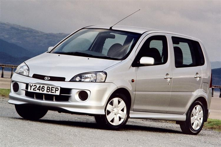New Daihatsu YRV (2001 - 2005) review