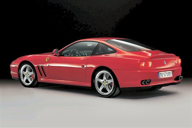 New Ferrari 575M Maranello (2002 - 2005) review