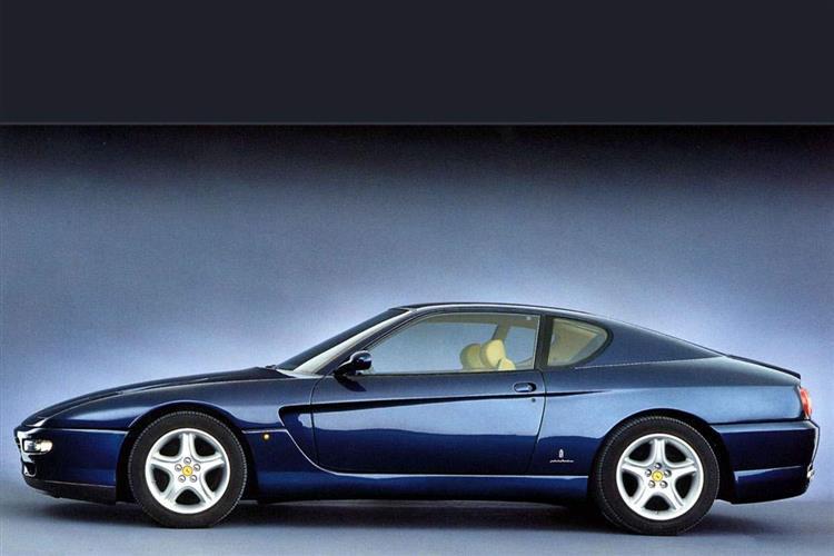 New Ferrari 456 (1993 - 2004) review