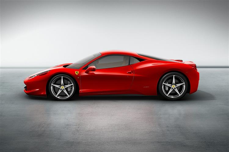 New Ferrari 458 (2010 - 2018) review