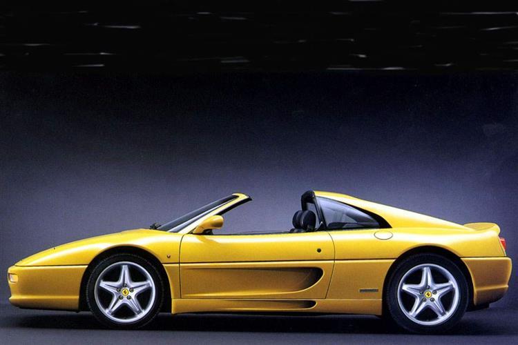 New Ferrari F355 (1994 - 2000) review