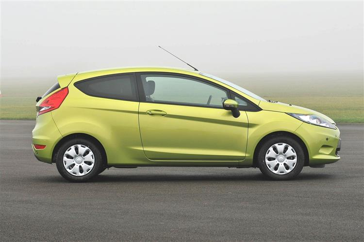 New Ford Fiesta (2008 - 2012) review