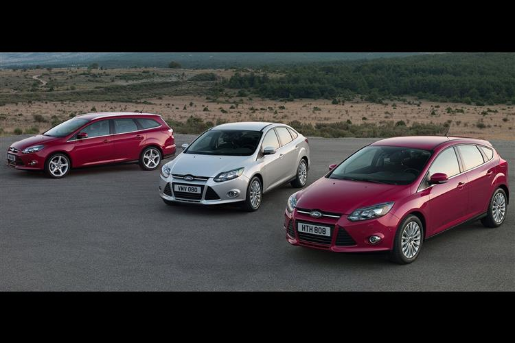 New Ford Focus (2011 - 2014) review