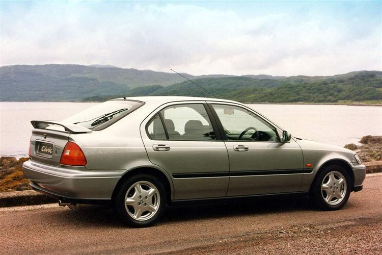 New Honda Civic 5dr Hatchback (1995 - 2001) review