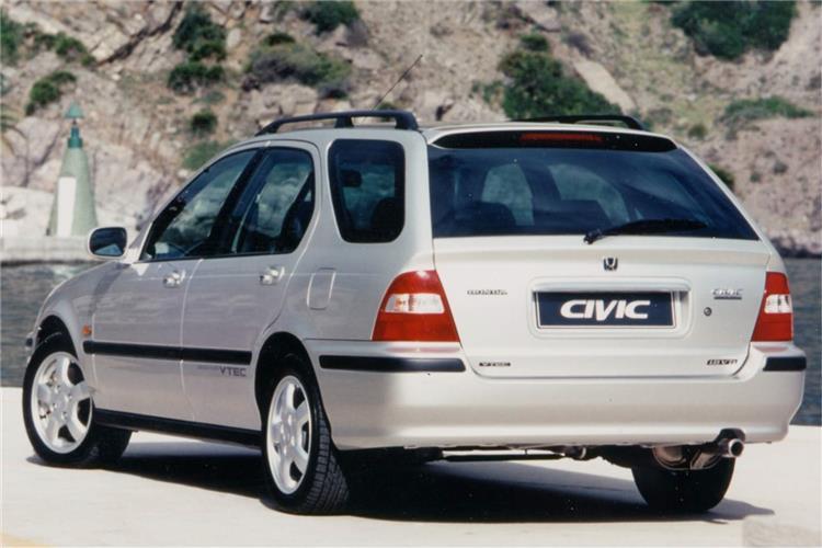 New Honda Civic Aerodeck Estate (1998 - 2001) review