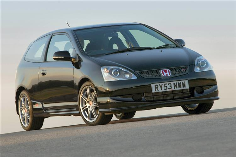 New Honda Civic Type R (2001 - 2005) review