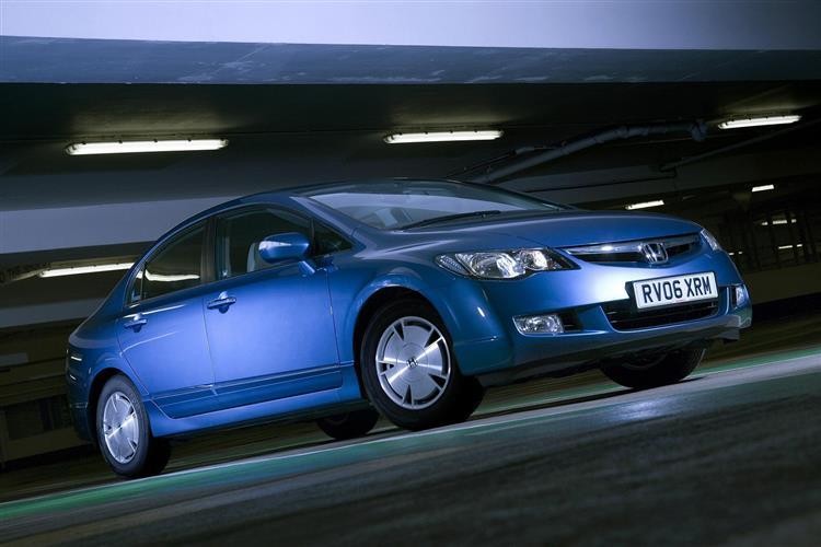New Honda Civic Hybrid (2006 - 2011) review