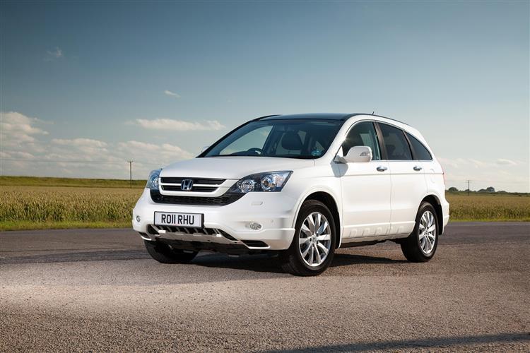 New Honda CR-V (2010 - 2012) review