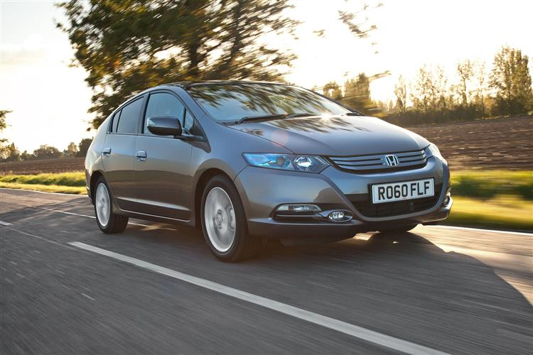 New Honda Insight (2009 - 2014) review