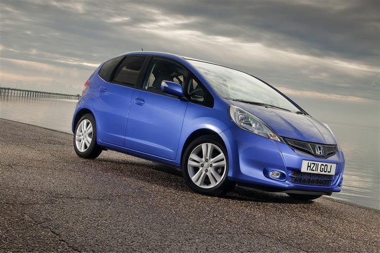 New Honda Jazz (2011 -2015) review