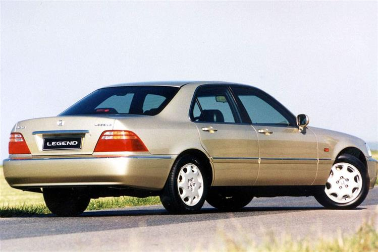 New Honda Legend (1986 - 2004) review