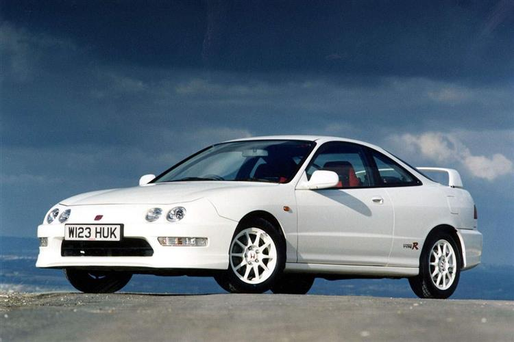New Honda Integra Type - R (1997 - 2000) review