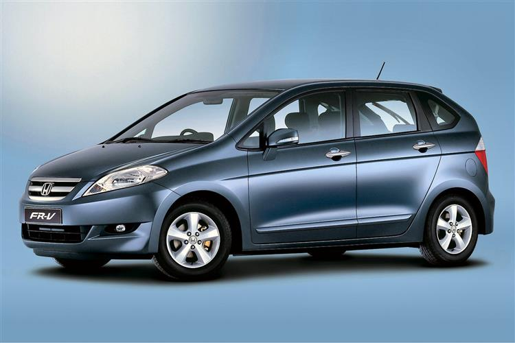 New Honda FR-V (2004 - 2009) review